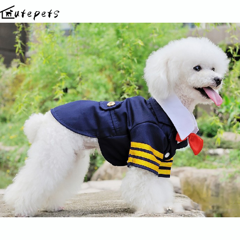 2 Legs Wedding Suit For Dog Bridegroom And Dog Bestman With Front