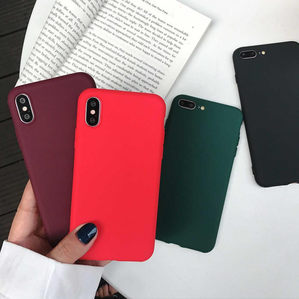 สำหรับ funda Iphone 8 plus Luxury สำหรับผู้หญิง Silicon case สำหรับ iPhone 5 5s se 6 6 s 8 Plus 7 plus X Xr Xs Max โทรศัพท์อุปกรณ์เสริม
