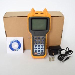 Image 5 - CATV Signal Level Meter 46~870MHz CATV Cable TV Tester RY S110 Analog TV Meter