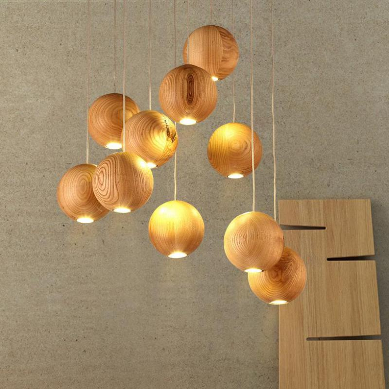 Подробнее о Modern Wood Chandelier For Living Room Crystal Light Fixture Lustre Lustres Para Quarto Chandelier Lights led acrylic chandelier dia 72cm modern chandelier for living room crystal light fixture lustres 110v 220v
