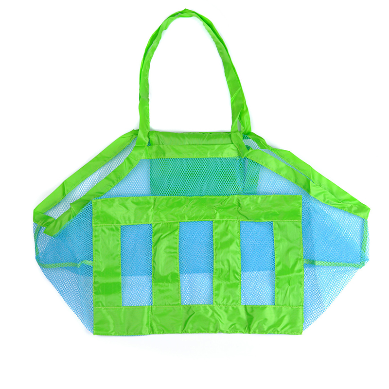 2019 Beach Sand Toys Bag for Baby Children Beach Toy Clothes Towel Oxford Bag Baby Sand Swimming Pool Bath Toy for Children Gift 4