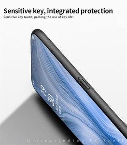 Image 5 - Oppo リノケース耐衝撃 Silm 高級超薄型ハード Pc 電話ケース Oppo リノ裏表紙 oppo リノ Fundas