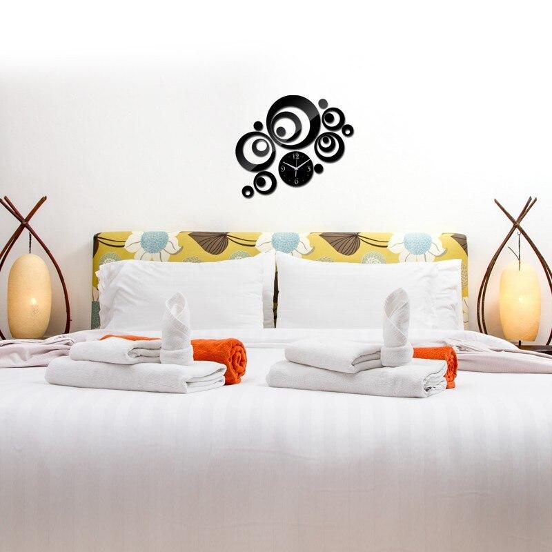 chambre denfant 30,5 x 30,5 cm chambre /à coucher The Baby Singe Horloge murale en bois avec une banane pour chambre denfant Silencieuse Horloge murale moderne pour salon