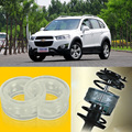 2pcs Super Power Front Shock Absorber Coil Spring Cushion Buffer for Chevy Captiva
