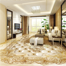 3d flooring European luxury gold rose marble soft parquet flooring 3d flooring tiles self-adhesive PVC wallpaper mural Beibehang free shipping 3d outdoor flooring painted cartoons anti skidding thickened flooring mural living walls boy room wallpaper mural