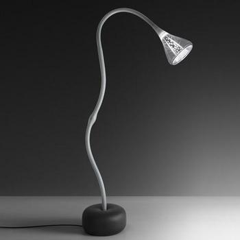 Современный простой трубчатый торшер, Бесплатная изогнутая лампа в форме лотоса, для гостиной, библиотеки, для дома, для магазинов