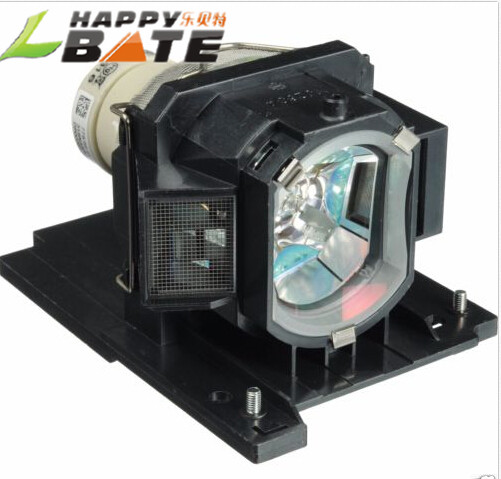 Compatible Projector Lamp With Housing DT01371 For HITACHI CP-WX2515WN / CP-WX3015WN/CP-X2015WN/CP-X2515WN/CP-X3015WN happyabte dt01371 bare lamp for hitachi cp wx2515wn cp wx3015wn cp x2015wn projector