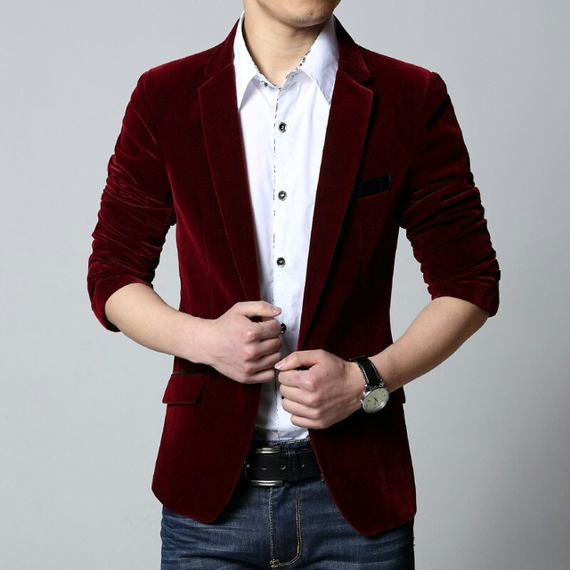 2017 Костюм Куртки мужчины blazer slim fit нового прибытия Корейский тонкий Пиджак Для Мужчин Slim Fit Мужская Blazer Jacket High качество