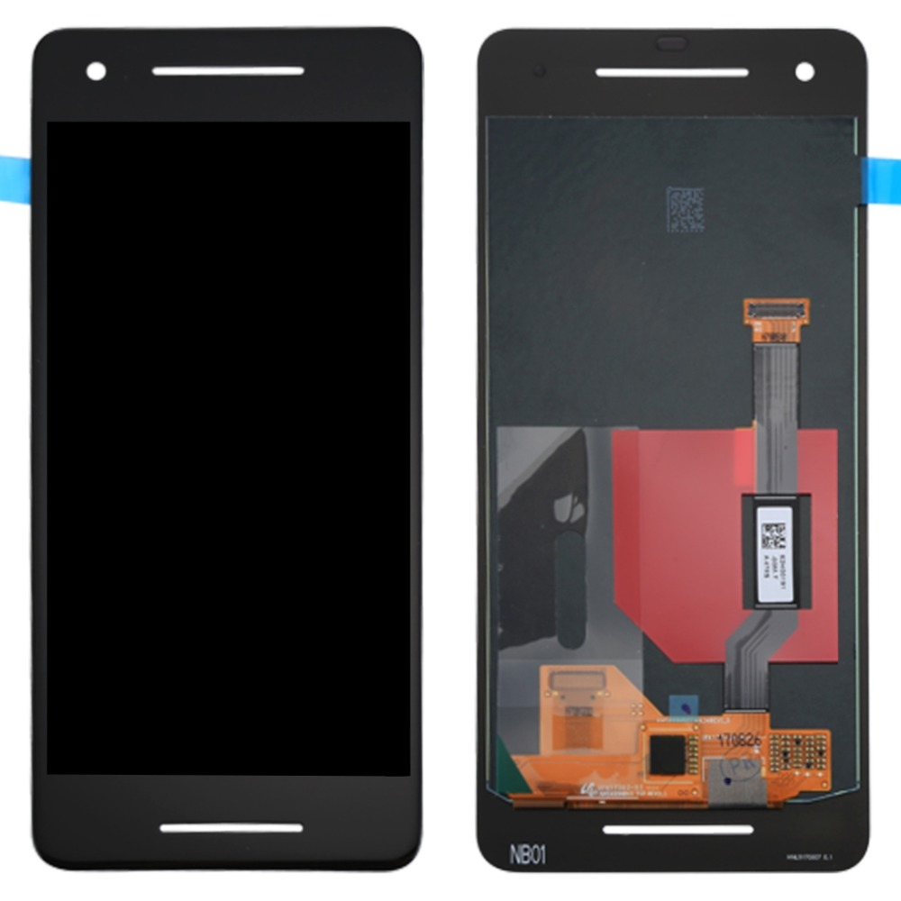 LCD Screen and Digitizer Full Assembly for Google Pixel 2LCD Screen and Digitizer Full Assembly for Google Pixel 2