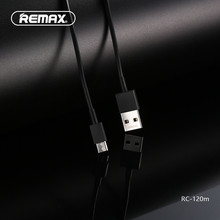 Remax RC-120m Micro USB Data Cable Trickle Charging 2.1A 1m For Samsung / xiaomi / Huawei Fast Charging & Data Transfer Cable стоимость