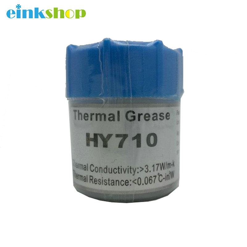 10g Heatsink Thermal Grease Thermally Conductive Silicone use for led beads soldering Computer CPU PC Compound Cooler Paste Tube