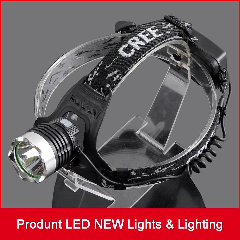 2018 NEW High quality CREE XML T6 Cree Headlamp LED Headlight Head lamp 2000lm Flashlight Head Torch 3 mode mini portable xml t6 keychain led flashlight torch 3 mode 1600 lumen lighting lamp red zaklamp good quality