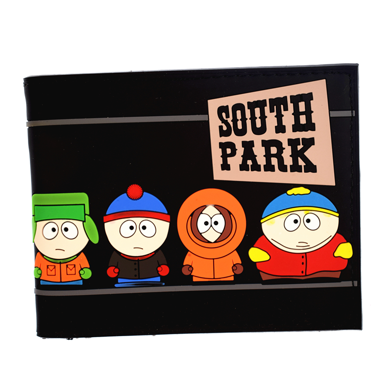 FVIP New Arrival South Park Wallet Anime Cartoon Wallets Short Purse for YoungFVIP New Arrival South Park Wallet Anime Cartoon Wallets Short Purse for Young