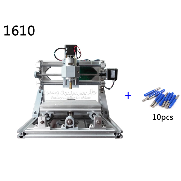GRBL control mini cnc machine 1610 3axis pcb milling router work area 160x100x45mm with laser 500mw/2500mw mini cnc router with 500mw laser head pcb milling machine work area 240 170 65mm