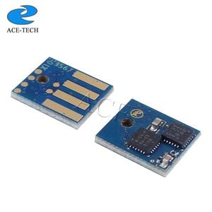 Image 5 - 8.5 K ABD Versiyonu Lexmark MS417 MS517 MS617 MX417 MX517 MX617 toner çip