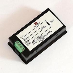 Image 5 - 20A AC Digital LCD Panel Power Meter Monitor Power Energy Ammeter Voltmeter Blue Backlight Dual Measuring 80 260V