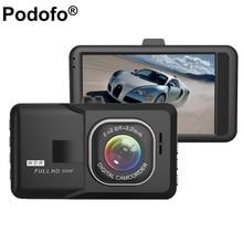 Podofo 3 0 Inch Car Dvr Full HD 1080P DVRs Registrar Car font b Camera b