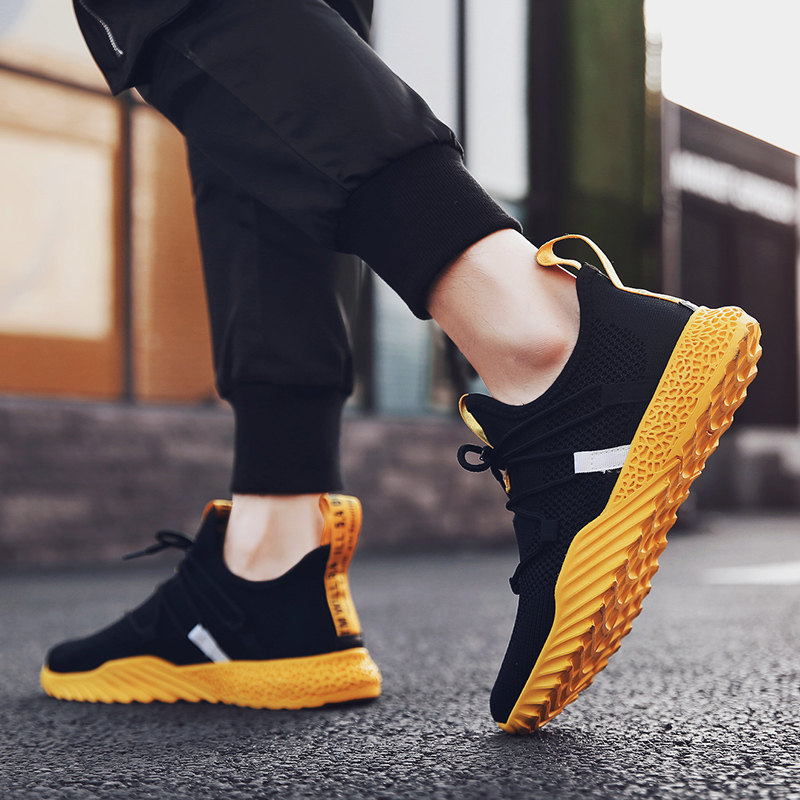HTB1C24XJYvpK1RjSZFqq6AXUVXaa 2019 New Casual Shoes Men Breathable Autumn Summer Mesh Shoes Sneakers Fashionable Breathable Lightweight Movement Shoes