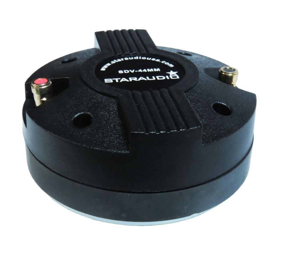2400w 1.75 titanium compression screw on Horn Driver Tweeter