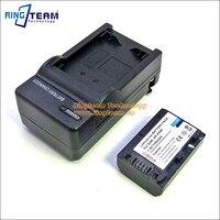 NP-FH50 NP-FH40 Batterie & Reise Ladegerät für Sony Kameras Cyber-shot DSC-HX200 DCR DVD103 DVD105 DVD106 DVD108 DVD202 DVD203...