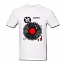 DJ Turntable men's t-shirt / 11 Colors