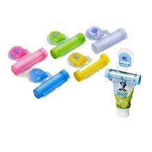 SaiDeng 2 шт./пара по всему миру, новейший диспенсер для зубной пасты, соковыжималка, простая соковыжималка, пресс с сильной присоской, случайный цвет