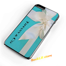 Tiffany Co fashion case cover for iphone 4 4S 5C 5 5S SE 6 6S 6 plus 6s plus 7 7 Plus #rn333