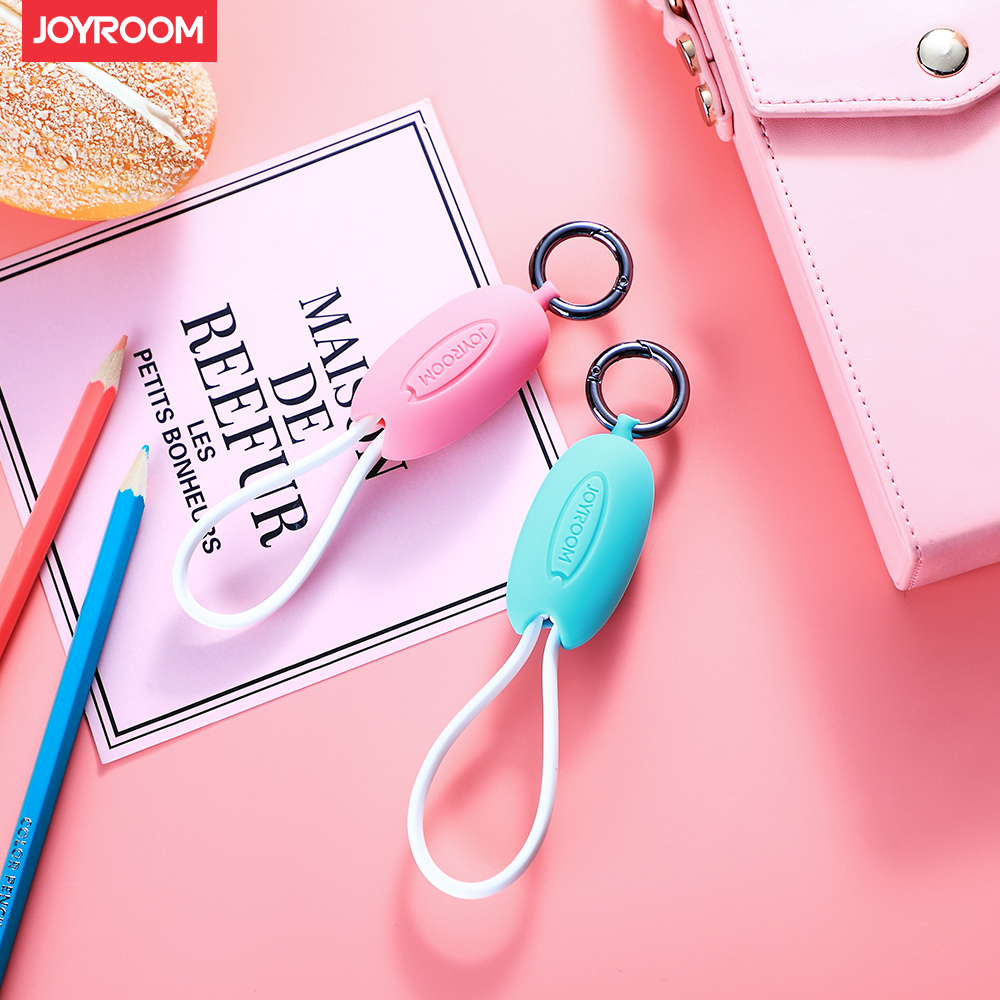 Joyroom Portable USB Type C Cable For Samsung S8 plus 15cm Fast Charge USB-C Data Cable For Xiaomi 6 MI5 Huawei P10 P9 Oneplus