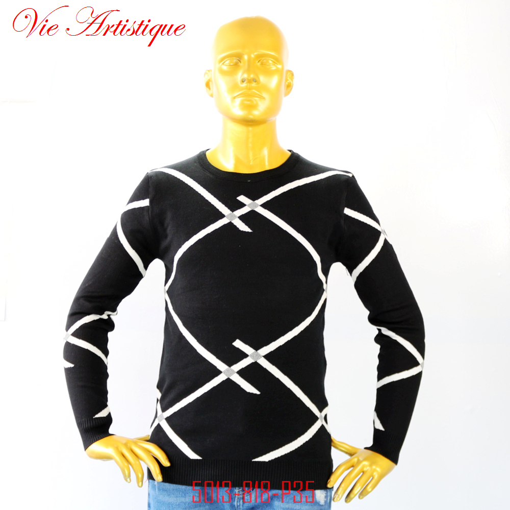 Kersttrui Man Xxl.2019 Men Winter Sweater Brand Coltrui Heren Eden Park Xxl Mens