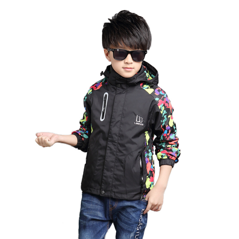ФОТО Children of new fund of 2016 autumn winters ski-wear, two-piece boy girl outdoor triad breathable windproof mount