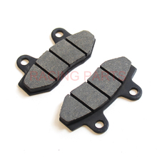 Motorcycle Heavy Duty Copper rear Brake Pads for ATV 50cc 70cc-125cc 140cc 150cc 160cc Pit Dirt Bike free shipping free shipping disc brake pads shoe pit dirt bike atv sdg ssr pitster pro 50cc 70cc 110cc 125cc