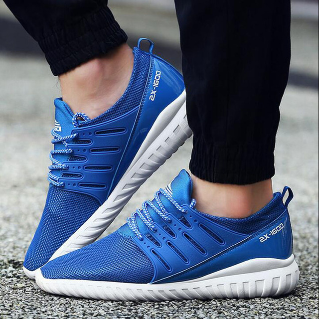2016Summer large size 39-44 breathable running shoes,super sneakers comfortable men athletic shoes,brand sport shoes running men