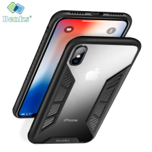 BENKS Case For iPhone X Cover Apple High Quality Anti-Knock x PC+TPU