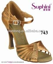 Free Fast Shipping Hot Sale Suphini Design Woman Popular Dance font b Shoes b font Crystal