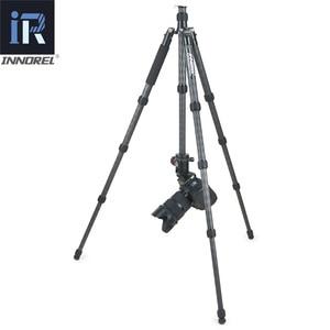Image 5 - INNOREL RT55C Berufs Carbon Stativ Reise Kompakte Kamera Stativ Video Einbeinstativ mit Ball Kopf & Quick Release Platte