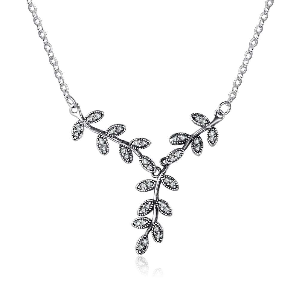 elisemoran pendant necklace view olive orig com branch on silver chain