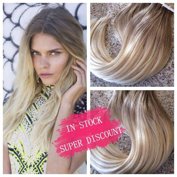 7a Grade Remy Tape Hair Extensions Hot Sale Virgin Human Hair
