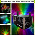 3000mW RGB Laser Projector,Stage Light,Animation Light,45Kpps Scanner,ILDA compatible,DMX512