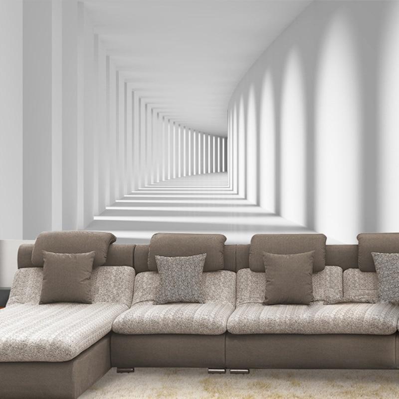 Interieur woonkamer behang for Woonkamer muur