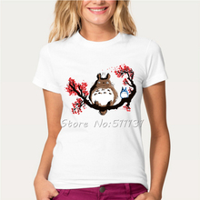 Totoro Summer In the Forest Series T Shirt Style B