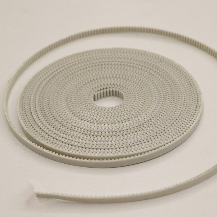 New 3m 6mm T2.5 Timing Belt For 3D Printer Reprap Prusa//Mendel//Huxley//CNC