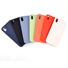Dasenlon Phone Cases, Colorful and Solft Lquid Silicone Protective Cases for iPhone Models
