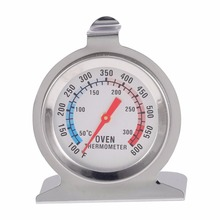 Stainless steel oven thermometer kitchen Cooking Meat Tool Kitchen Bakeware Tool Directly into the oven Temperature Instruments