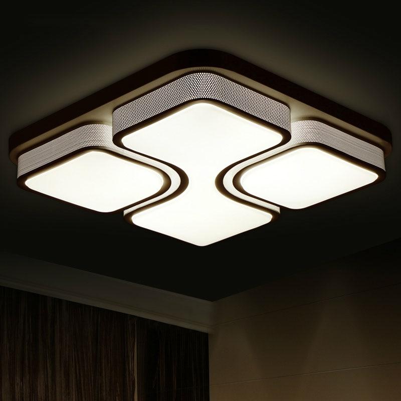 Modern ceiling light lamparas de techo plafoniere lampara - Lamparas solares de led ...