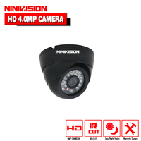 Home AHD 4MP Security Camera Indoor Full HD Night Vision Dome Camera 24pcs IR Led,3.6mm Lens,IR Cut,1/3 inch CMOS Sensor