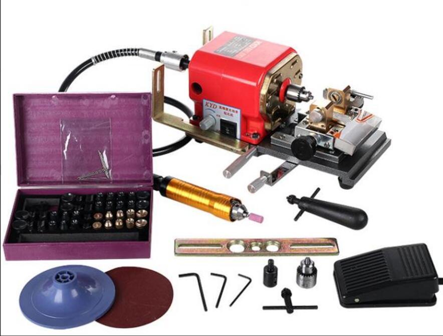 Nouvelle Arrivée!! 680 W/220 V Super Haute Puissance Rouge Couleur Perle De Forage/Holing Machine
