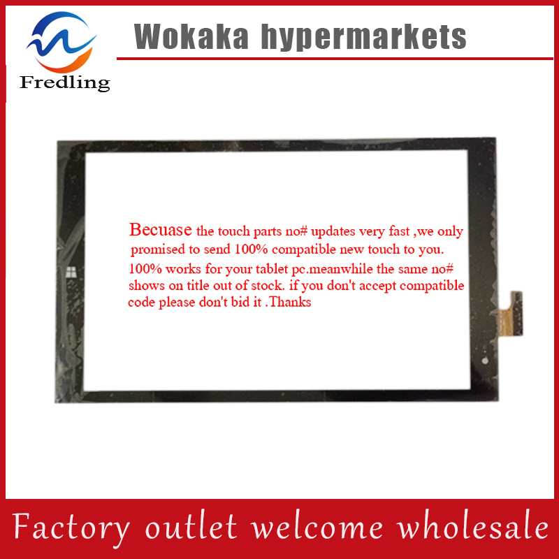 цены  Original New 10.1'' inch Tablet XC-PG1010-060-A0-FPC Touch Screen Touch Panel Digitizer Glass Sensor Replacement Free Shipping