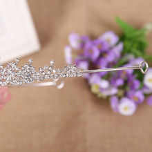Crystal Wedding Bridal Tiara