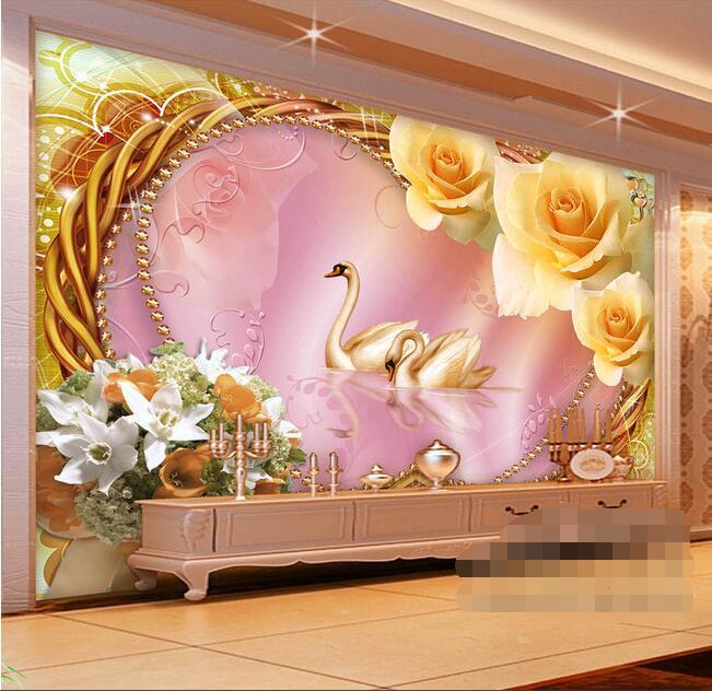 3d wallpaper custom mural non woven wall sticker 3d room for 3d wallpaper for home wall uk