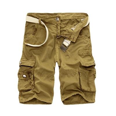 Military Cargo Shorts Men Summer Camouflage Pure Cotton Brand Clothing Comfortable Men Tactical Camo Cargo Shorts 9